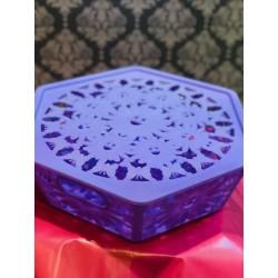 Large Hexagon Storage Basket