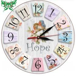 Shabby Clock