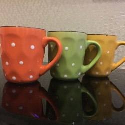 Polka Dot Cup (3 in 1)