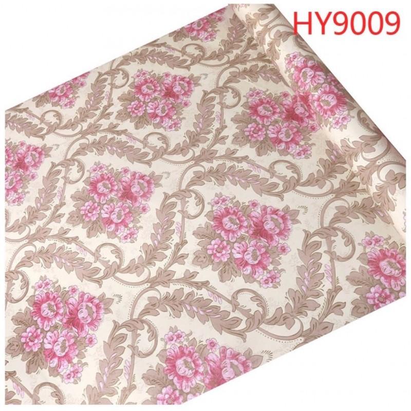 Shabby Wallpaper Sticker Dinding Hy9009