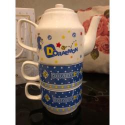 Doraemon Tea Cup Seri 1