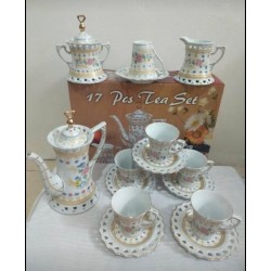 Inspired Turki Teapot SET